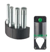 Hitachi Diamantbohrer Starter-Set 6-teilig  780712